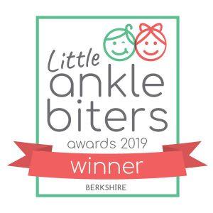 little ankle biters award winner 2019 best children's party entertainer