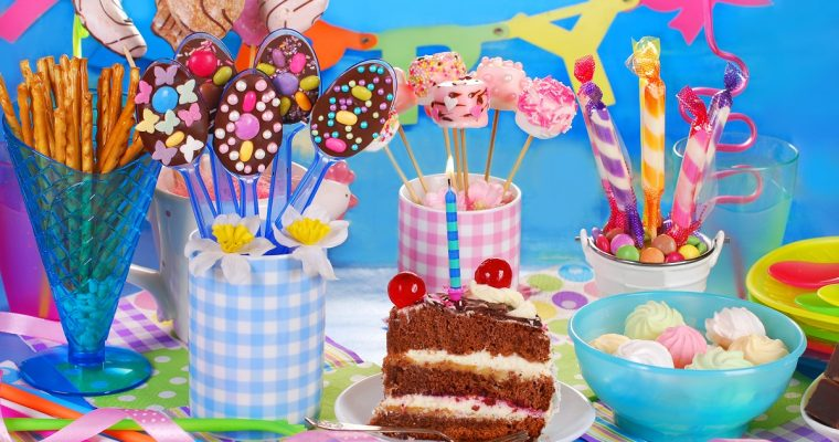 Children's Party Venues in Berkshire – the complete package
