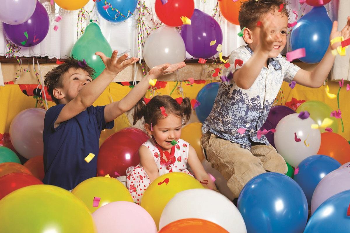 Decorations for Children's Parties in Berkshire