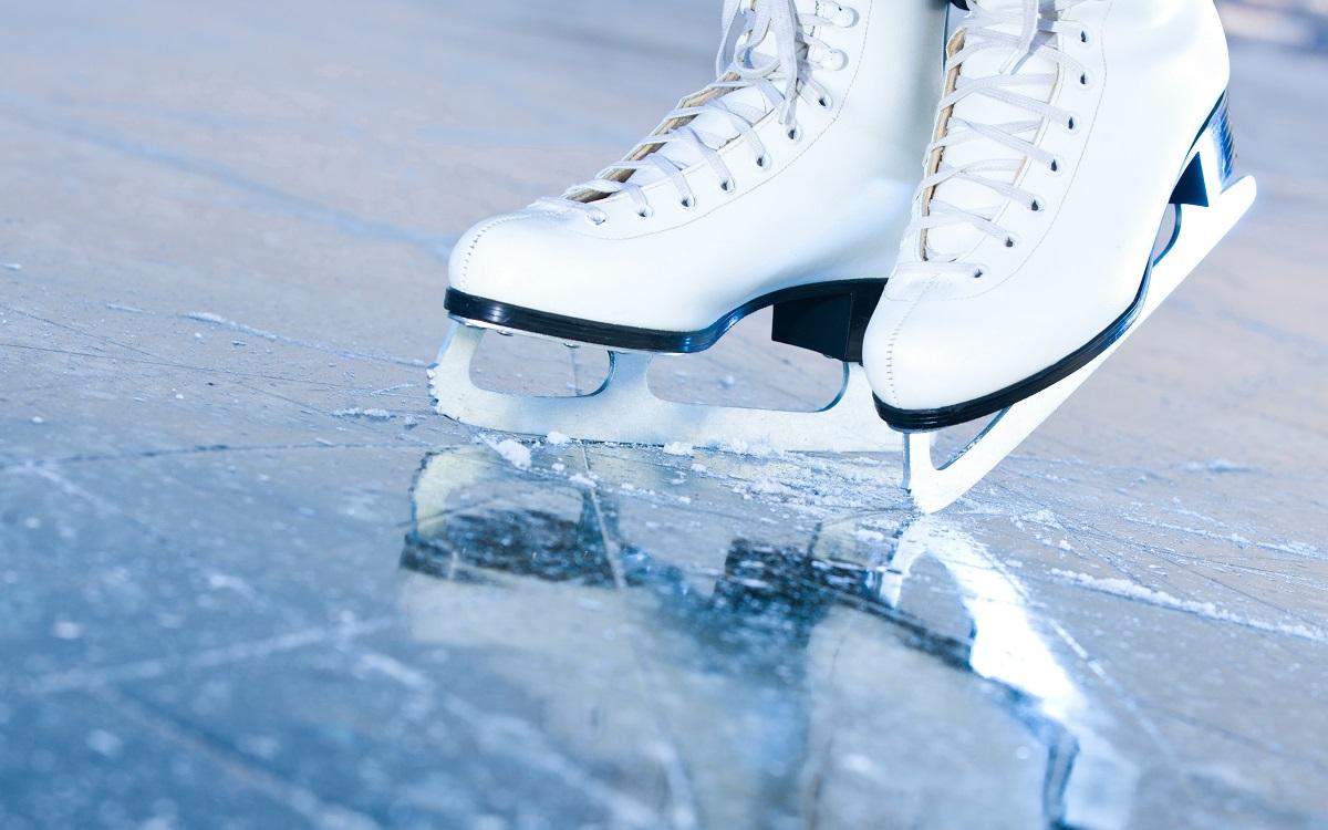 Children's Ice Skating Lessons, Bracknell