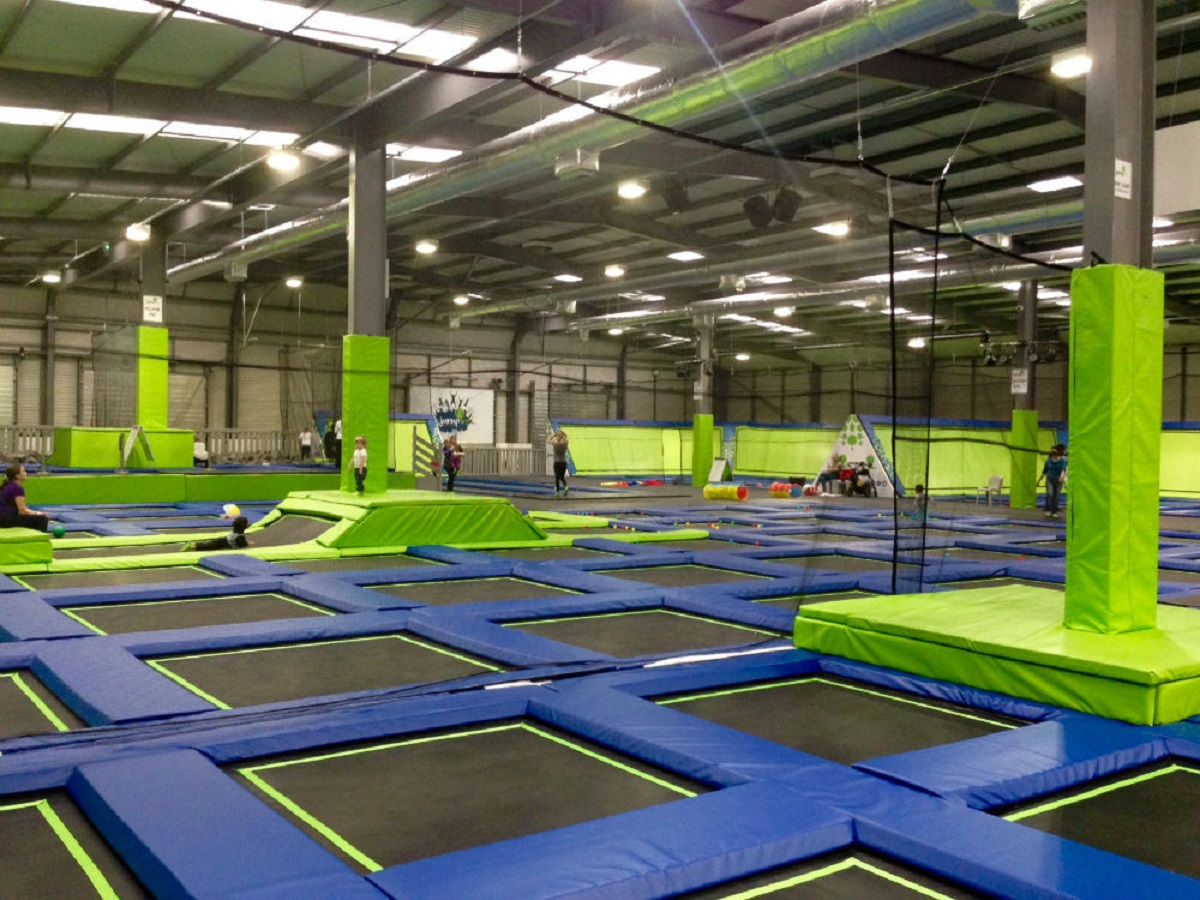 Jump In Trampoline Centre, Slough