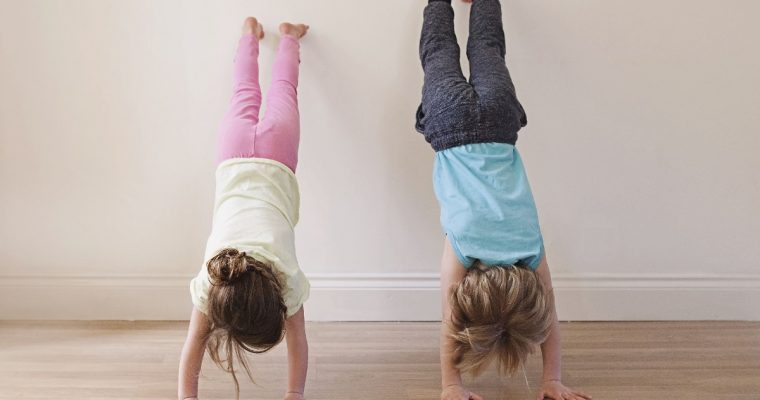Big Dog Little Dog: Parent & Child Yoga, Maidenhead & Reading