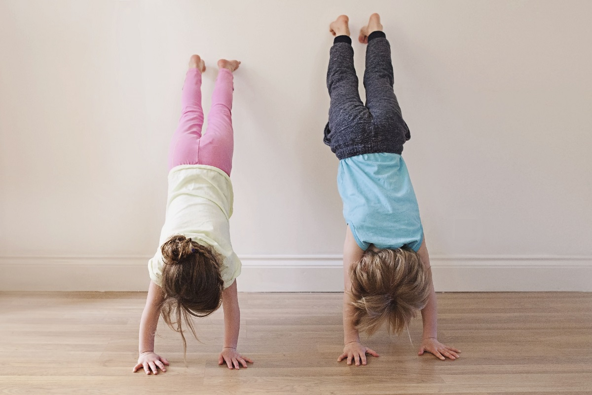 Big Dog Little Dog: Parent & Child Yoga, Maidenhead & Reading