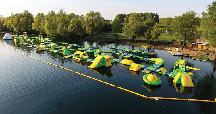 Liquid Leisure Aqua Park, Datchet