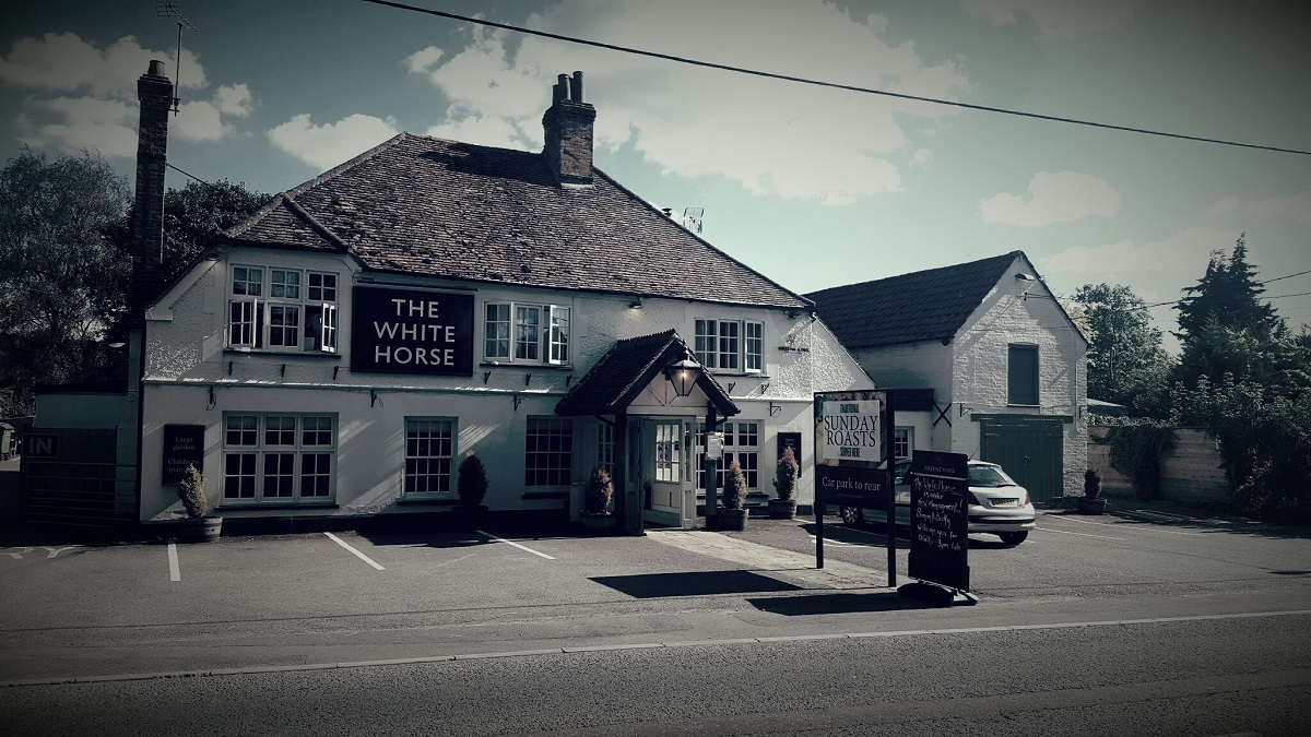 The White Horse, Hermitage, Berkshire