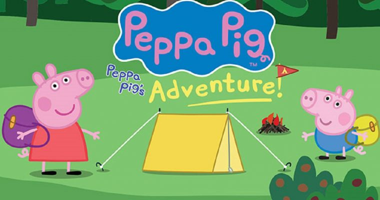 Peppa Pig's Adventure! Live Show – High Wycombe, Aylesbury and Oxford