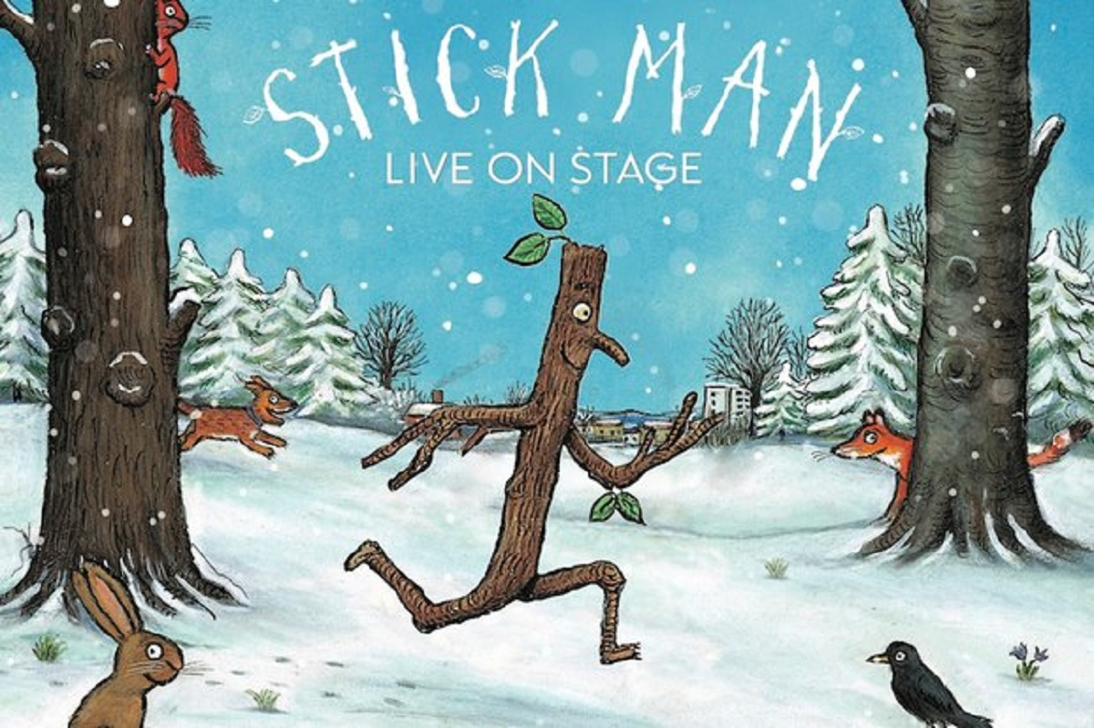 Stick Man Live Show – Leicester Square Theatre, London