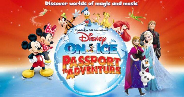 Disney on Ice presents Passport to Adventure 2017