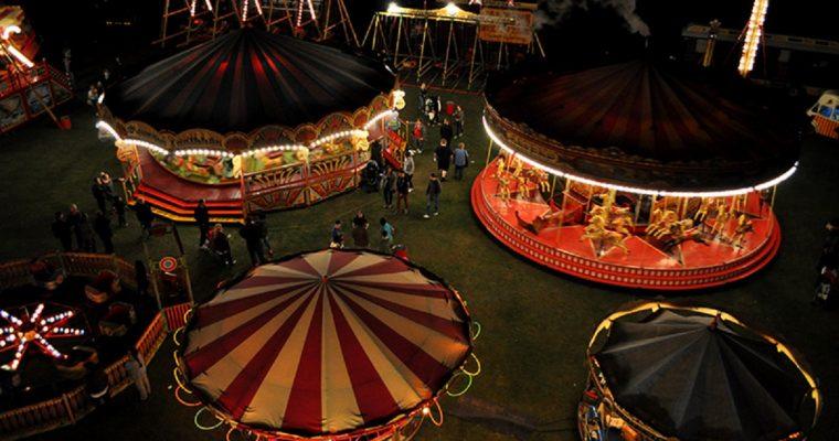 Carters Steam Fair, Holyport Village – 14 & 15 October 2017