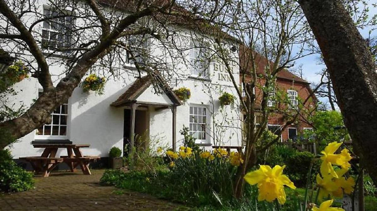 The Furze Bush Inn, Newbury
