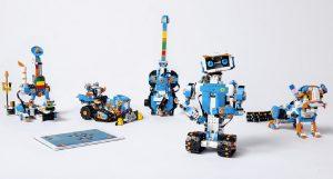 Lego Boost Christmas 2017