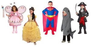 Childrens fancy dress Christmas 2017