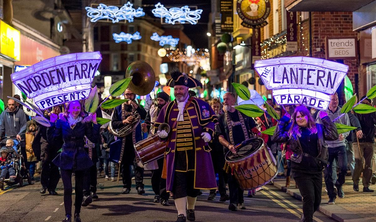 The Lantern Parade, Maidenhead: 9 December 2017