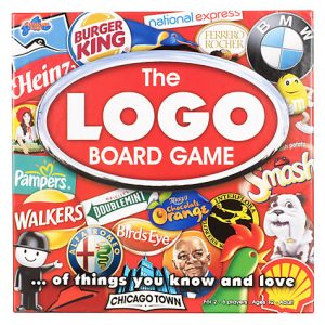 The logo board games