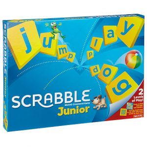Scrabble Junior board games