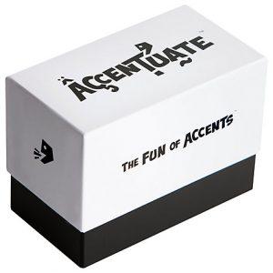 Accentuate board games