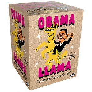 obama llama board games
