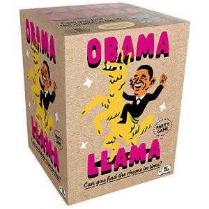 obama llama board games