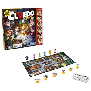 Cluedo junior board games