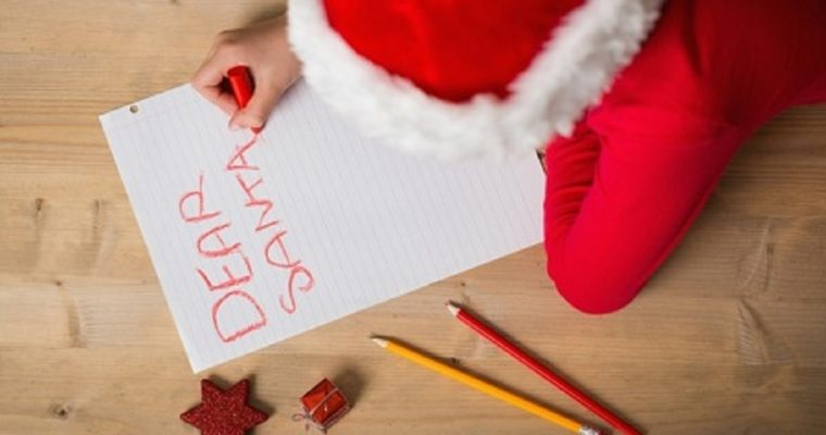 Letter from Father Christmas Workshops