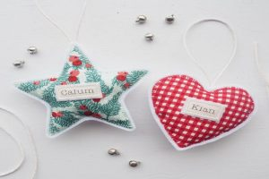 Personalised tree decorations christmas traditions