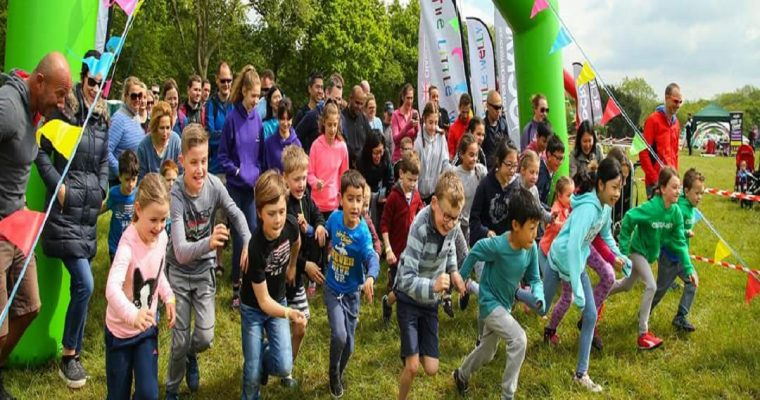Little Welly Obstacle Course & Festival – Henley: 9 & 10 June 2018