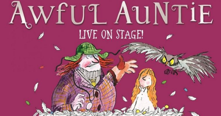 Awful Auntie – Aylesbury Waterside Theatre, 18 – 21 July 2018