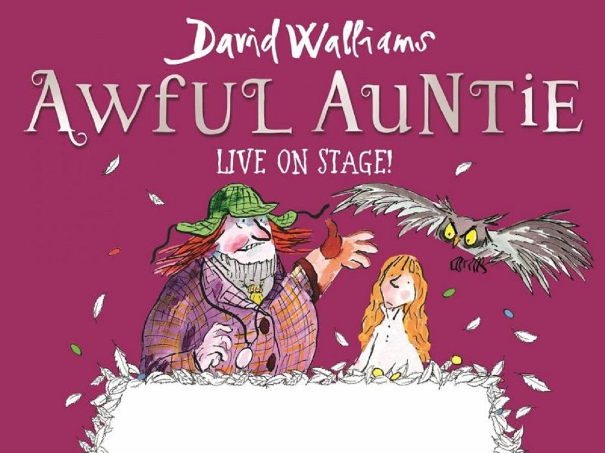 Awful Auntie – Aylesbury Waterside Theatre, 18 – 21 July 2018