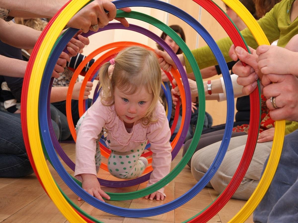 Baby College Classes Berkshire