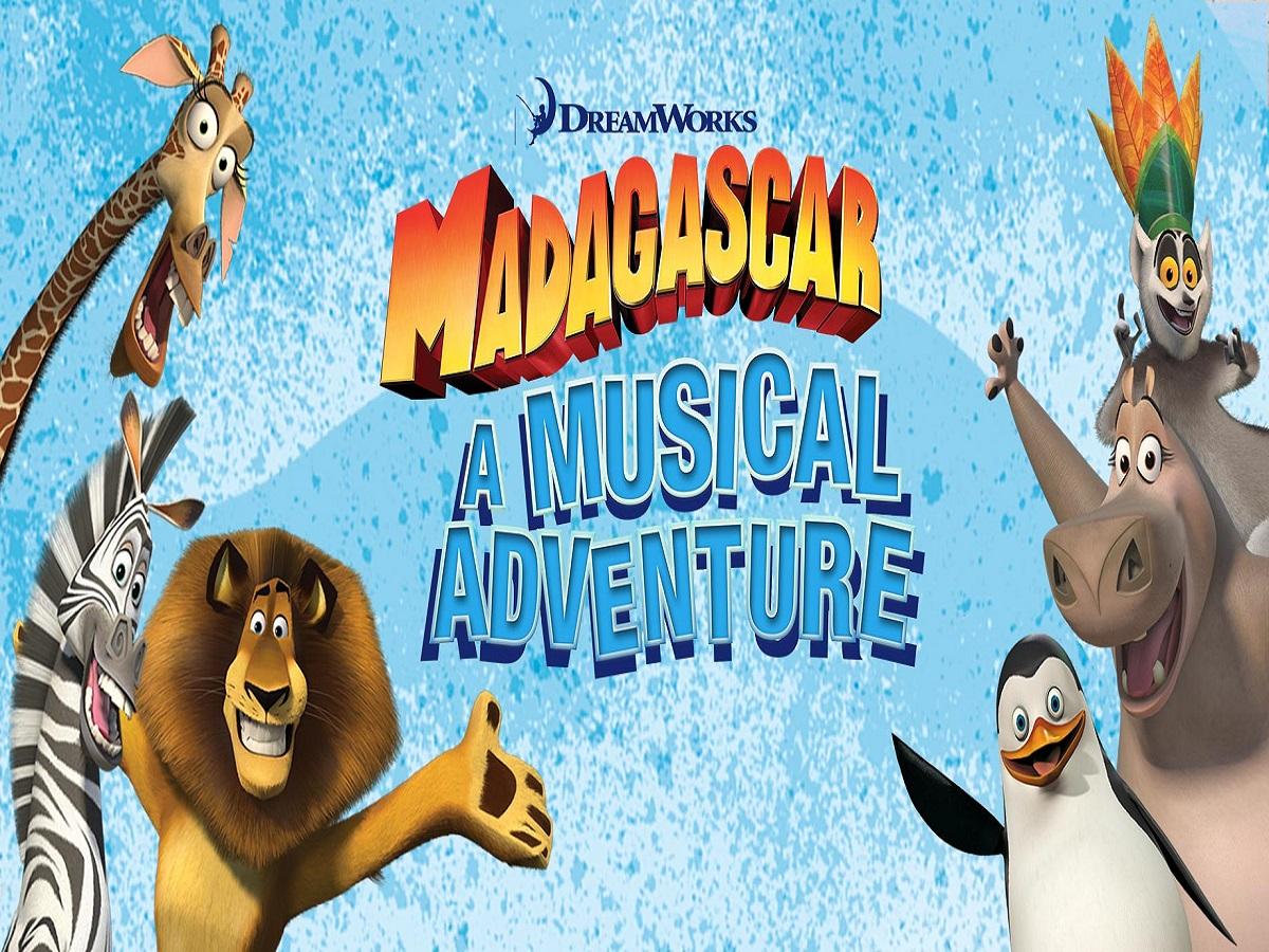 Madagascar A Musical Adventure – South Hill Park, Bracknell