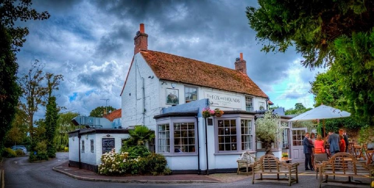 The Fox and Hounds, Englefield Green