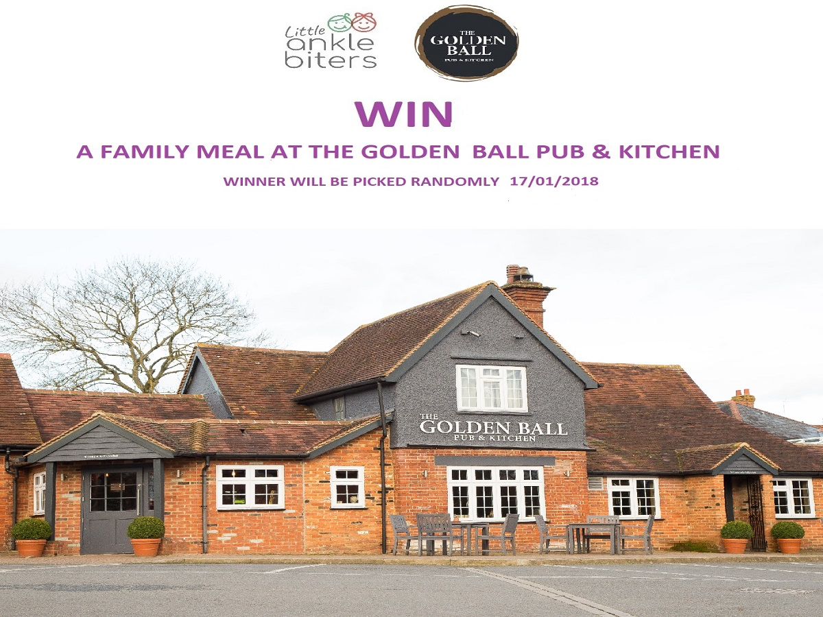 Win a Family Meal: The Golden Ball, Maidenhead: T&Cs