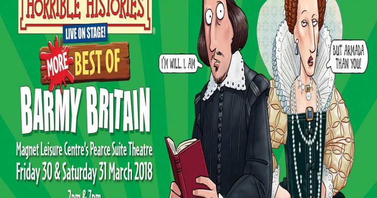 Horrible Histories Live on Stage! Maidenhead