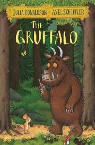 World book day 2018 the gruffalo