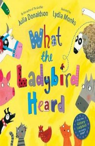 WBD 2018 what the ladybird heard