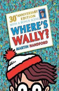 world book day where's wally