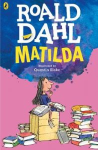 world book day 2018 matilda