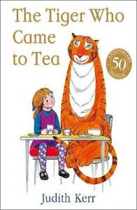 world book day the tiger who came to tea