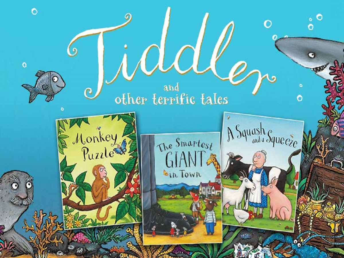 Tiddler and Other Terrific Tales, The Hexagon, Reading