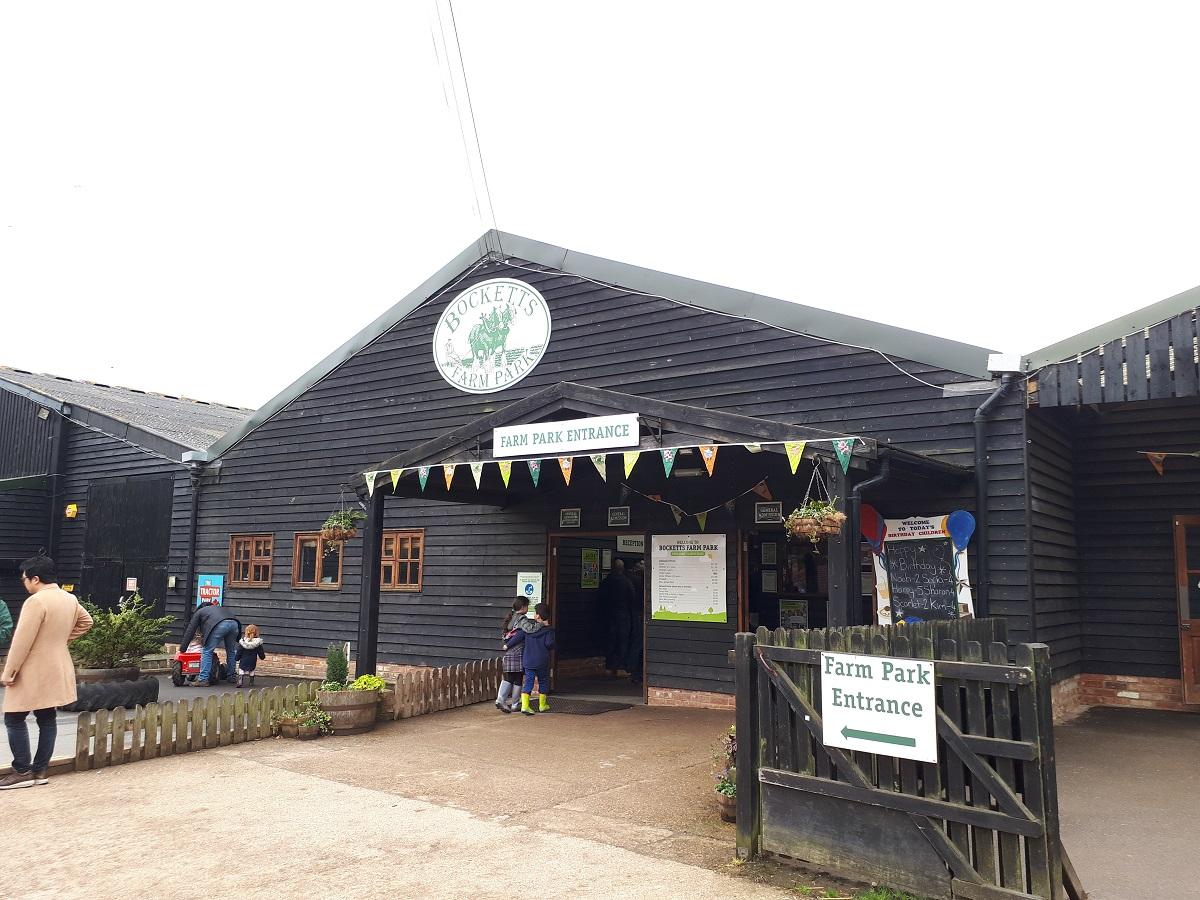 Bocketts Farm, Leatherhead, Surrey