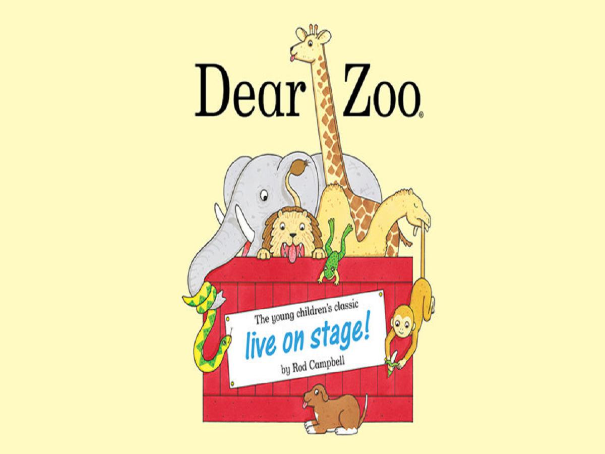 Dear Zoo, Corn Exchange Newbury, 5 – 6 May 2018