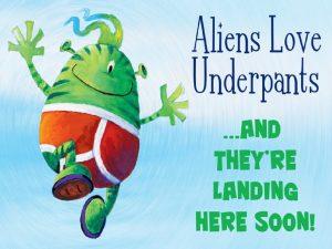 aliens love underpants theatre royal windsor