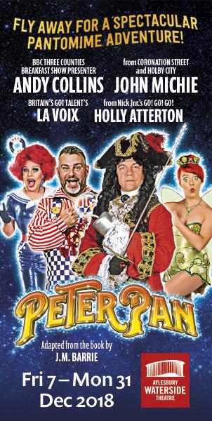 Aylesbury Peter Pan Panto