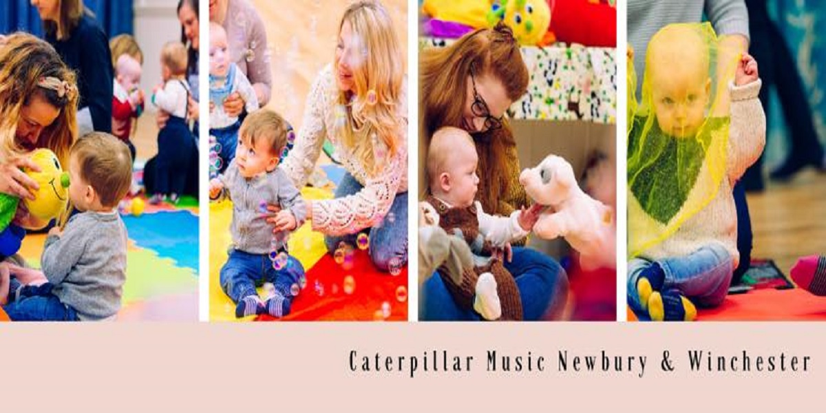 Caterpillar Music: Children's Classes in Berkshire
