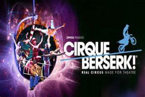 Cirque berserk windsor theatre royal september 2018 little ankle biters