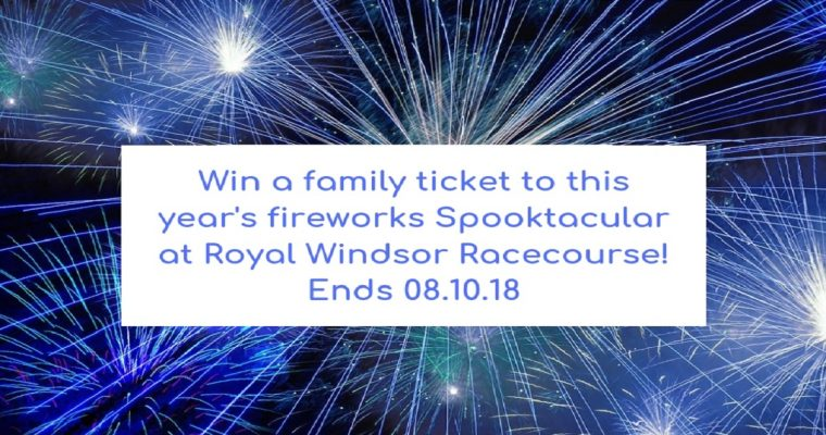 Win a Family Ticket to Royal Windsor Racecourse Fireworks 2018: T&Cs