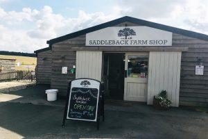Half term halloween saddleback farm shop berkshire 2018