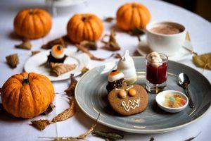 Halloween waddesdon manor buckinghamshire 2018