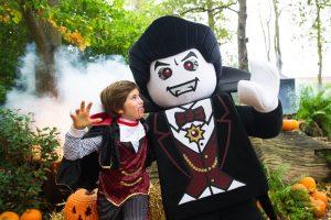 Legoland brick or treat windsor halloween 2018