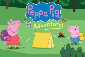 Peppa Pigs big adventure the hexagon theatre reading berkshire september 2018